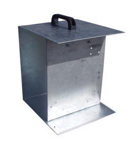 hordozó doboz villanypásztorhoz és akkumulátorhoz a Vinex villanypásztor kínálatában
