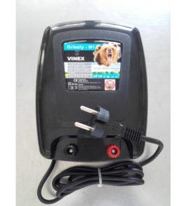 villanypásztor készülék Grizzly M1 Vinex